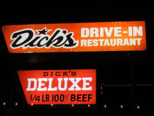 DICK'S ON BROADWAY